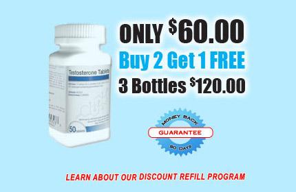 Testosterone Rx - Buy Online – No Prescription Required